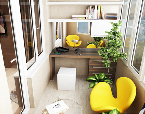 Как правильно оформить рабочее место дома? Советы дизайнера