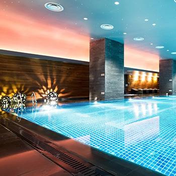 Ремонт бассейна в частном доме в Москве