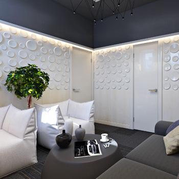 Ремонт комнаты отдыха под ключ в Москве