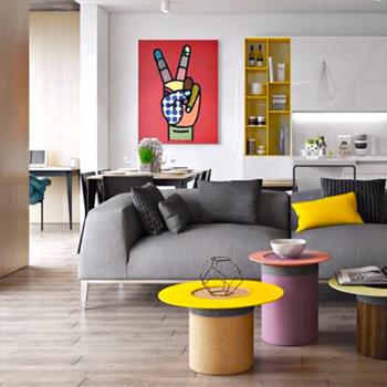 Капитальный ремонт четырехкомнатной квартиры