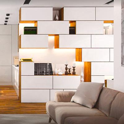 Заказать ремонт трехкомнатной квартиры