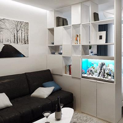 Заказать ремонт четырехкомнатной квартиры