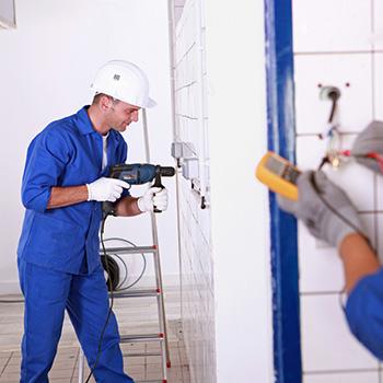 Косметический ремонт четырехкомнатной квартиры