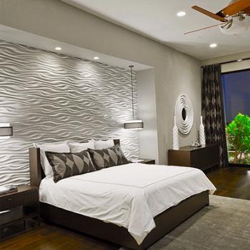 Особенности ремонта спальни