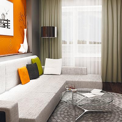 Косметический ремонт 2-комнатной квартиры