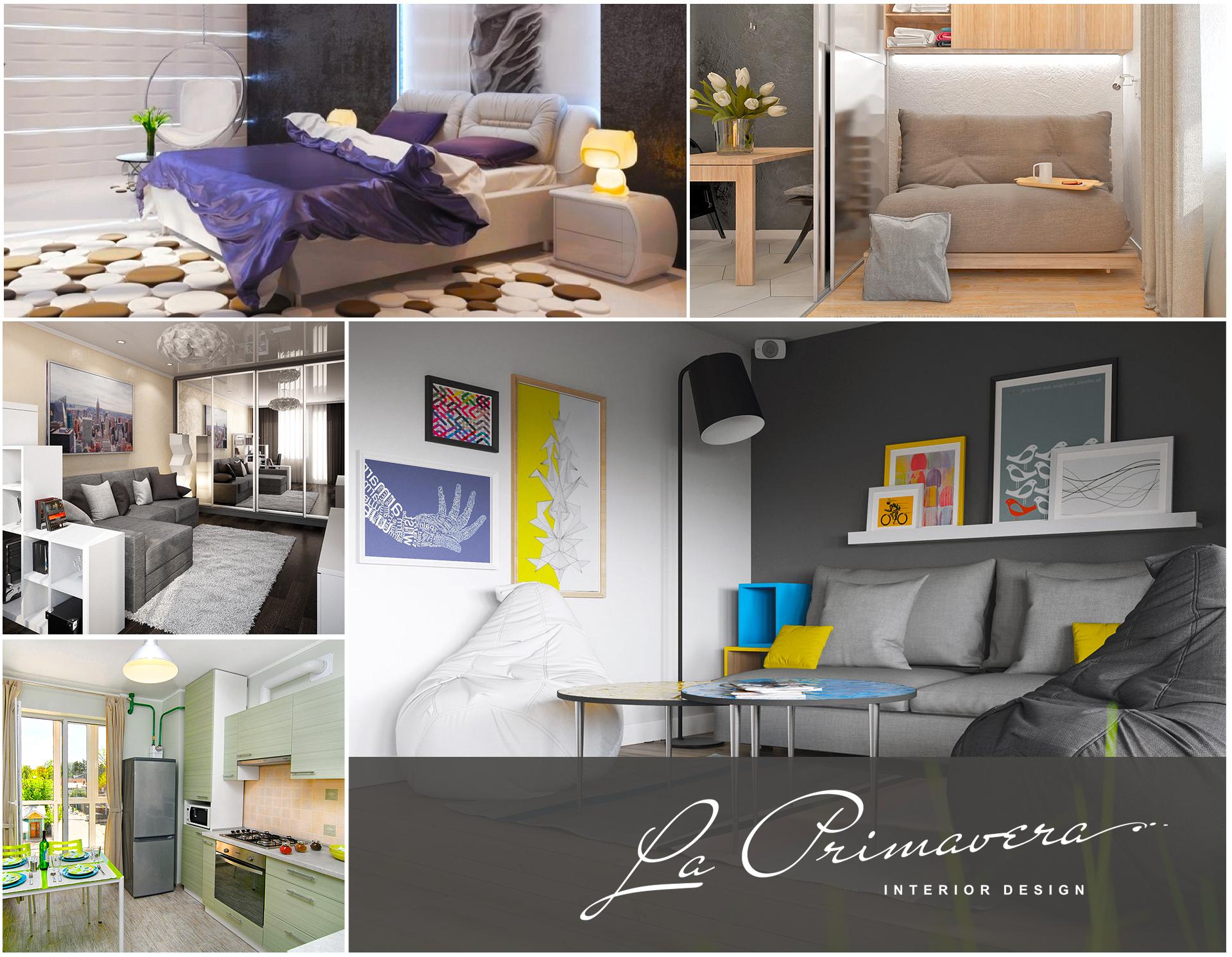 Заказать ремонт 1-комнатной квартиры в новостройке