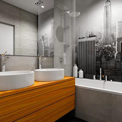 Косметический ремонт санузла, ванной, туалета