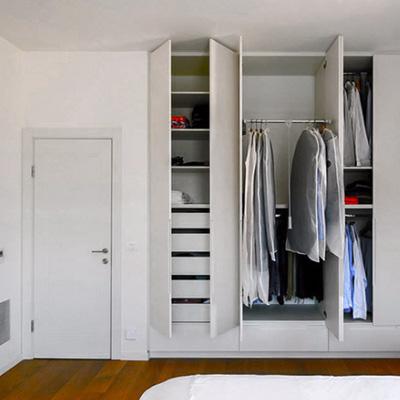 Капитальный ремонт гардеробной