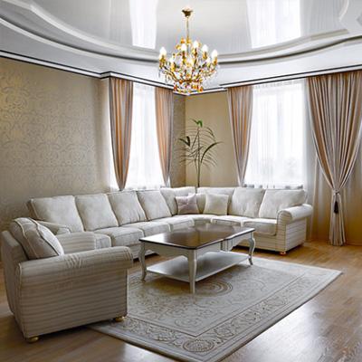 Элитный ремонт апартаментов в Москве