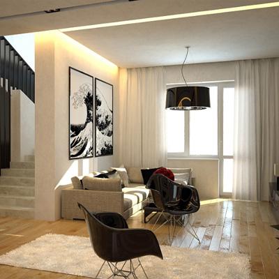 Заказать элитный ремонт 4-комнатной квартиры в новостройке