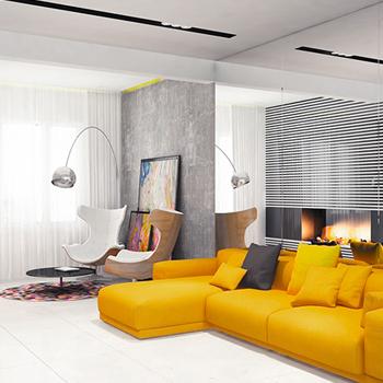 Ремонт апартаментов под ключ от студии La Primavera