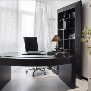 Элитный ремонт кабинета в квартире или доме