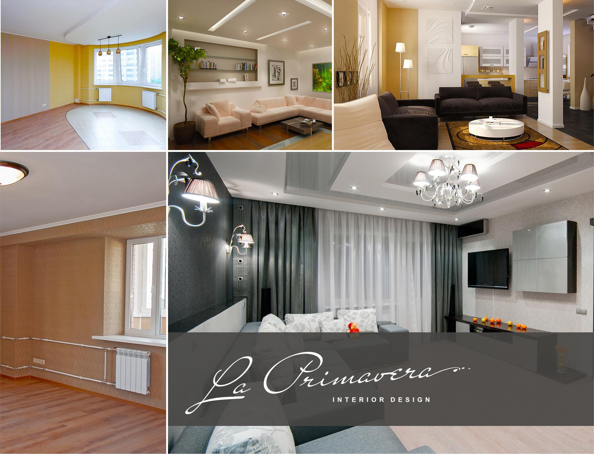 Фото дизайна 2-комнатных квартир