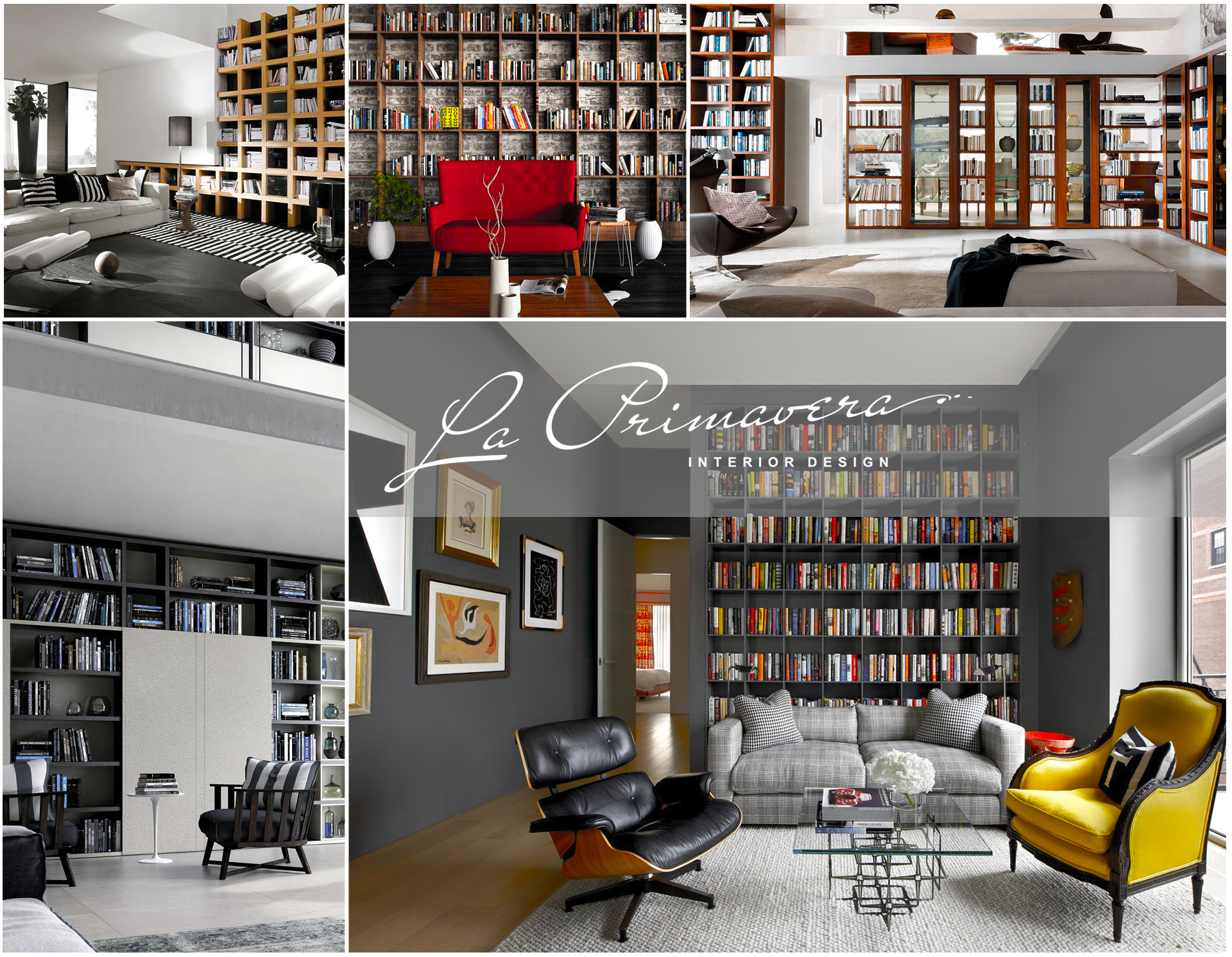 Дизайн библиотеки