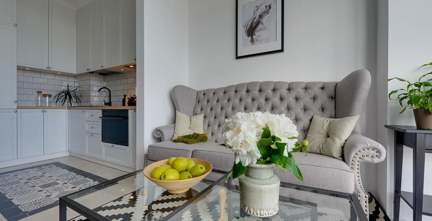Ремонт апартаментов в скандинавском стиле
