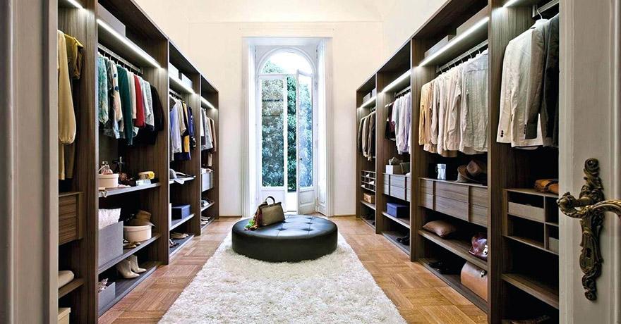 Параллельная гардеробная система
