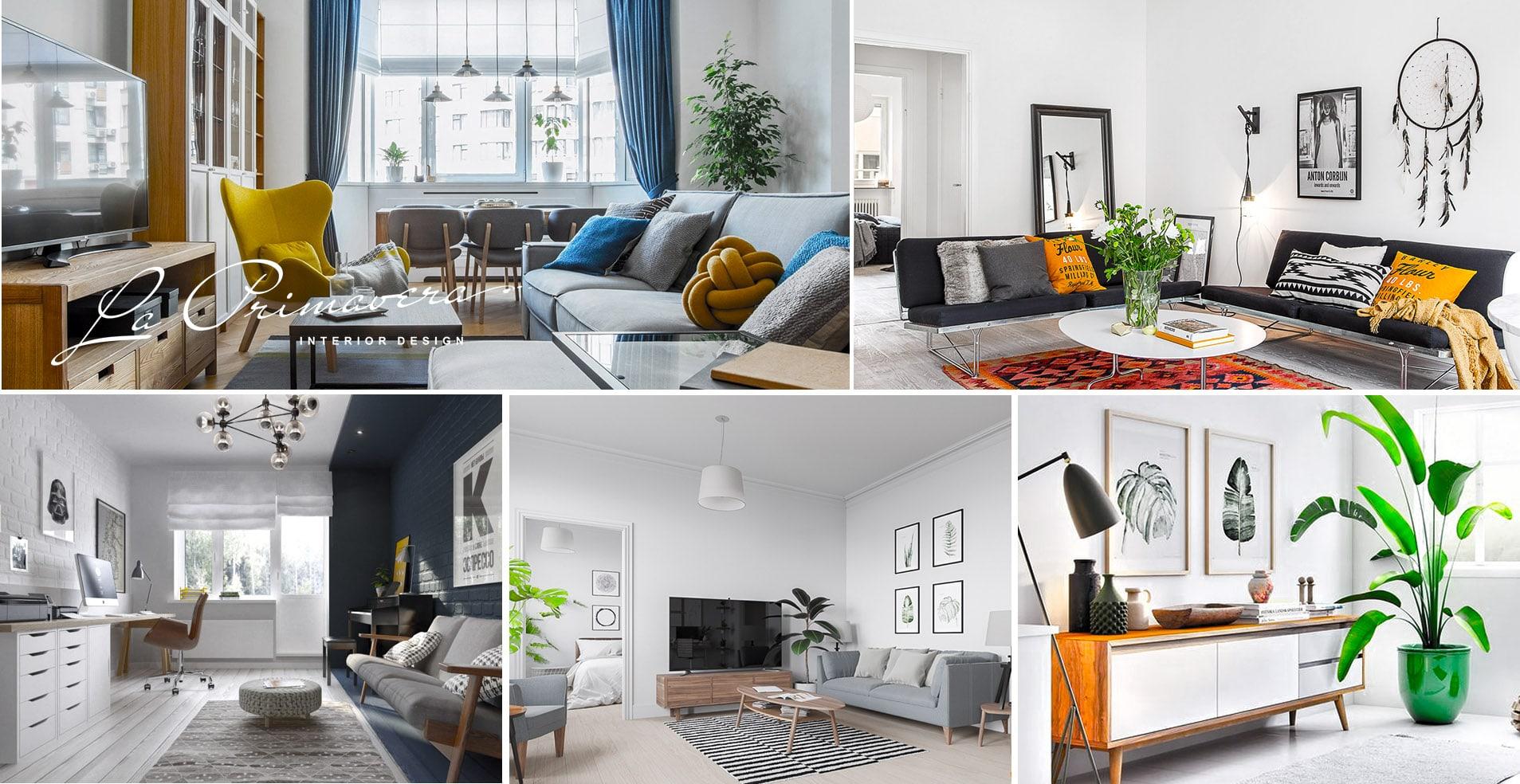 Дизайн интерьера дома в скандинавском стиле