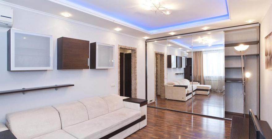 Ремонт апартаментов бизнес-класса