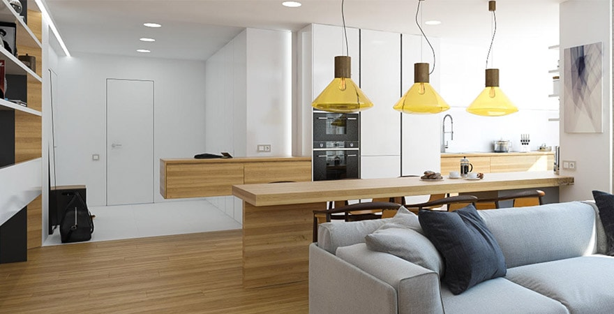 Популярные стили дизайна квартир