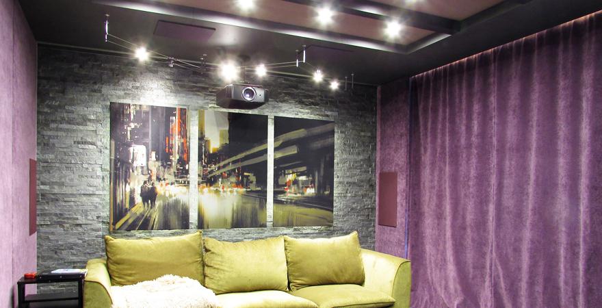 Свет в дизайне интерьера дома