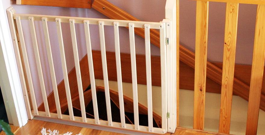 Безопасная лестница для ребенка