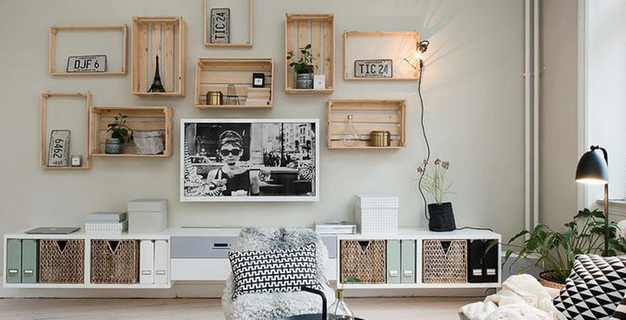 Индивидуальный современный дизайн дома