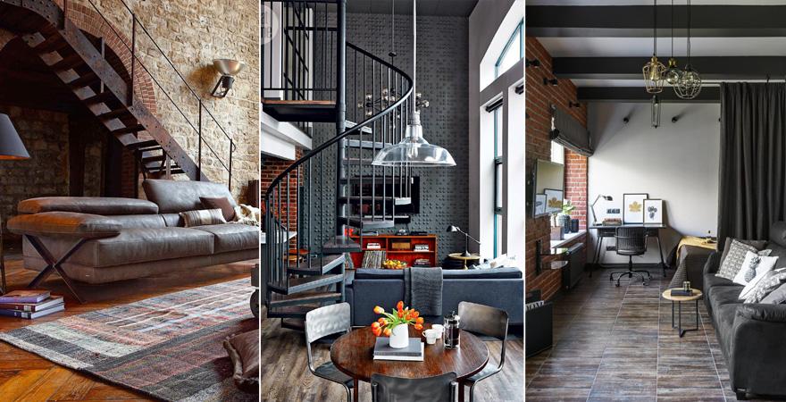 Дизайн дома в стиле лофт – какой он?