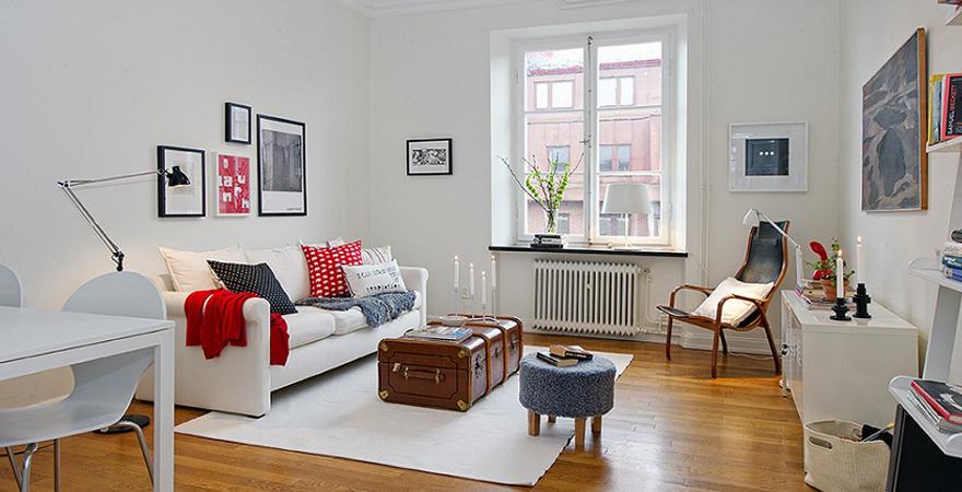 Дизайн квартиры для аренды