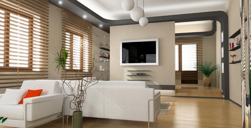 Дизайнерский ремонт квартир: фото, цены, решения