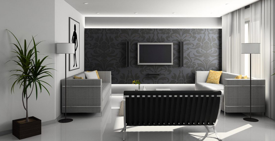 Ремонт трехкомнатной квартиры в стиле хай-тек