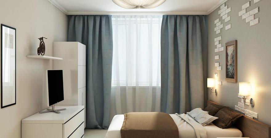 Ремонт трехкомнатной квартиры в современном стиле