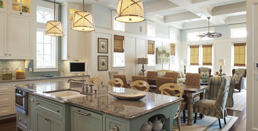 Дизайн дома в американском стиле