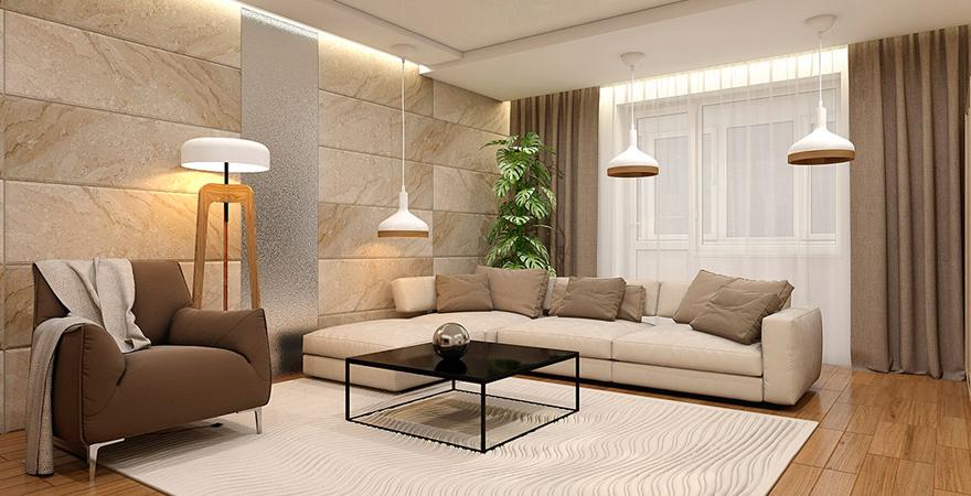 Хороший ремонт трехкомнатных квартир