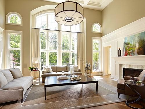 Арочные окна: добавьте «изюминку» в интерьер