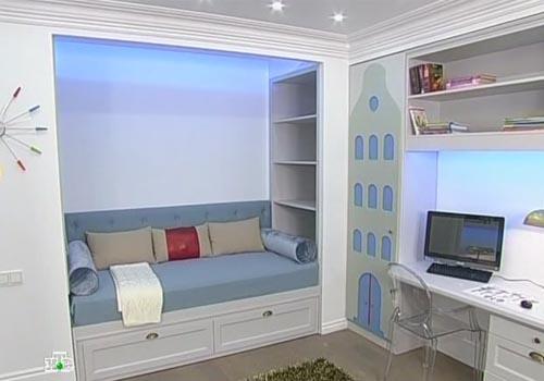 Как выбрать детскую мебель для мальчика