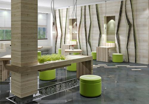 Как создать в своей квартире экологически чистый интерьер