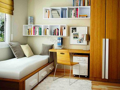 Как обустроить маленькую комнату 2х2
