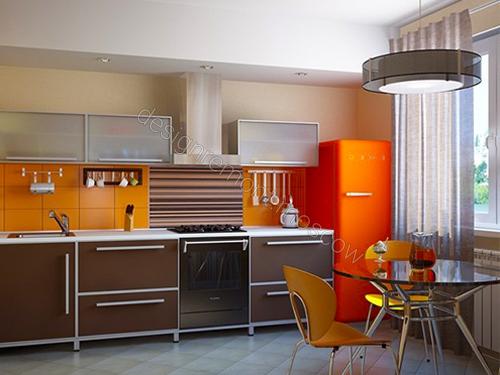 Кухня в стиле модерн: нюансы оформления