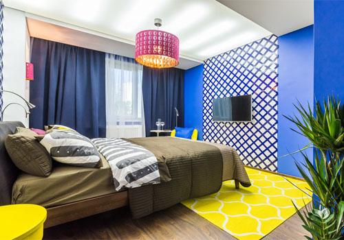 Как ваши отношения могут измениться, если изменить цвет вашей спальни