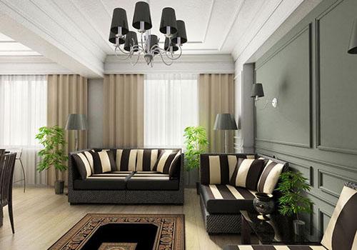 Как правильно сочетать комнатные растения и предметы интерьера