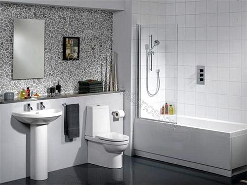 Особенности ремонта ванных комнат. Как спрятать коммуникации
