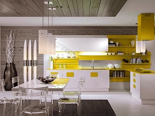 Интерьер кухни в стиле минимализм: достоинства, нюансы
