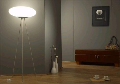 Торшеры и напольные светильники как декор в интерьере