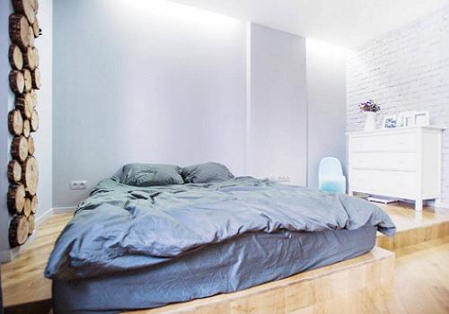Спальня без кровати или как обойтись одним матрасом