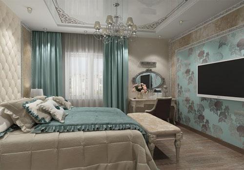От «моды» до «прованса» или как оформить спальню во французском стиле