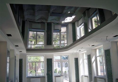 Выбираем способ отделки потолка в квартире