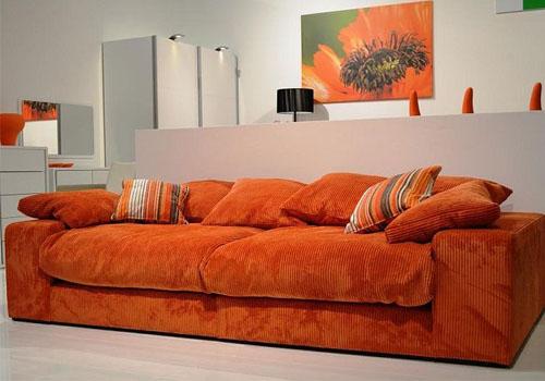 Какие материалы использовать для мягкой мебели: краткий обзор