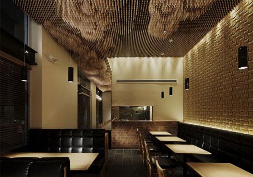 Дизайн потолка: необычные идеи